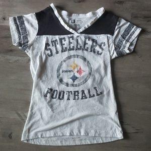 Pittsburgh Steelers V-neck